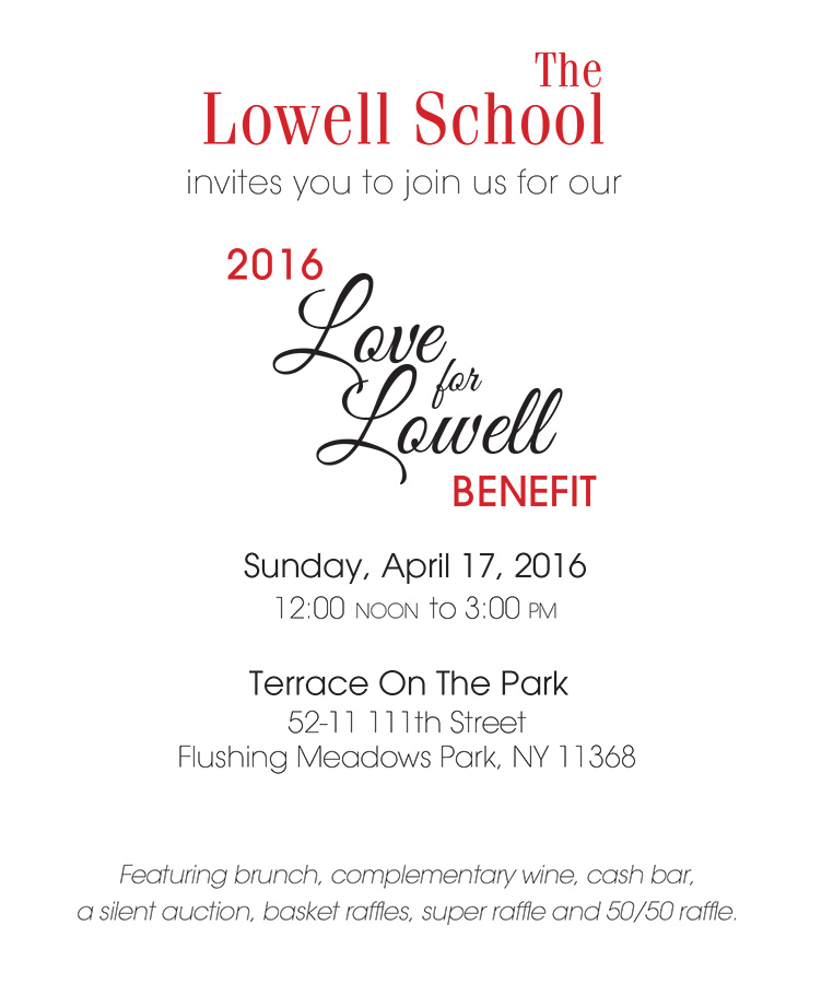 Love For Lowell Benefit